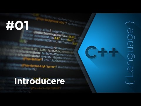 #01 Tutorial C++ | Introducere + Visual Studio | Gleesik™