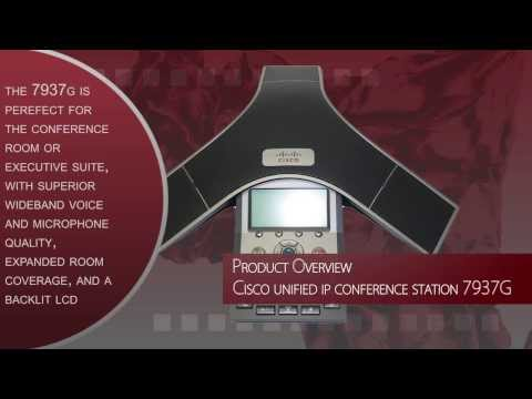 Cisco Unified IP Conference Station 7937G Product Overview