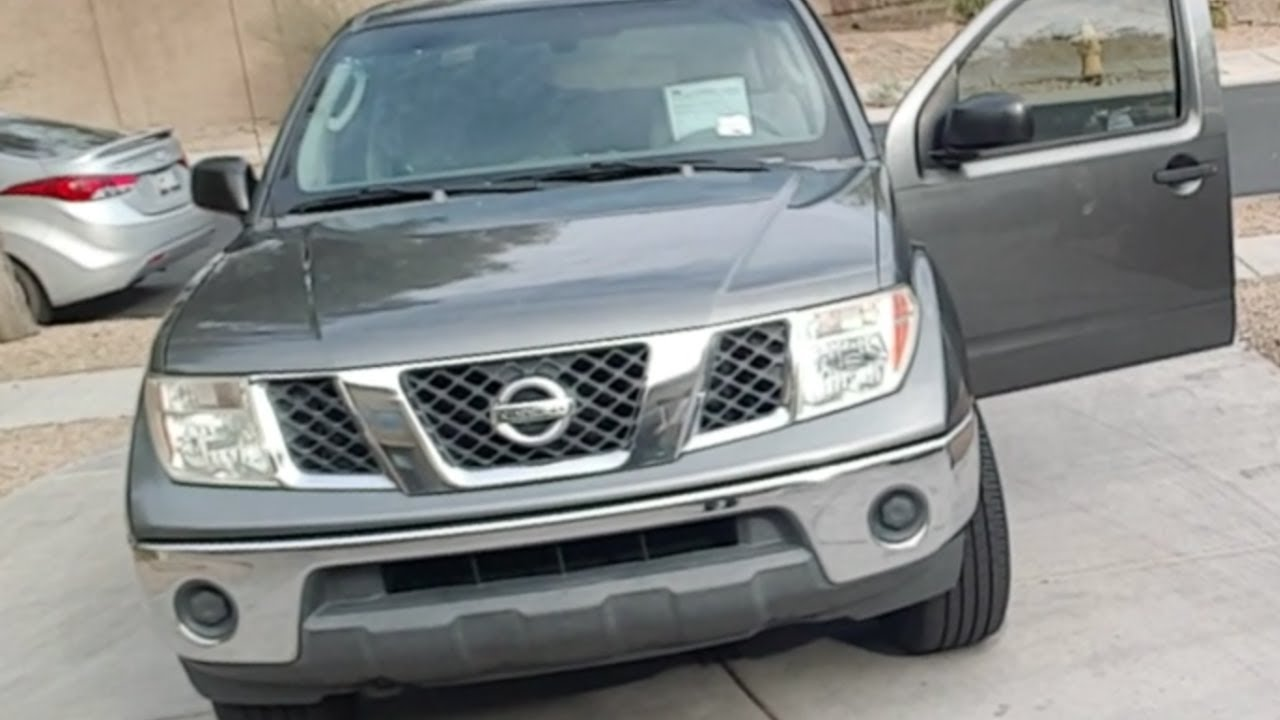 nissans and their trucks 2006 nissan frontier manual test drive rh youtube com 2017 Nissan Frontier Interior 2017 Nissan Frontier Interior