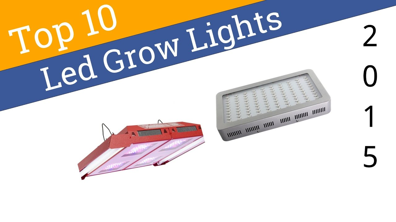 thermal grow how of management to control light best lights led
