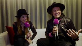 """Arcade Fire's Win Butler: """"Its an energetic electricity."""""""