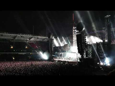 Rammstein - Ausländer (Live Ullevaal Stadion, Oslo, Norway - August 18, 2019) HD