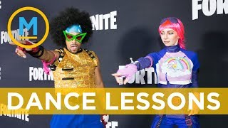 Fortnite dance classes are encouraging kids to get off the couch | Your Morning