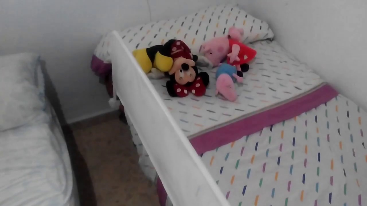Mejor barrera cama para ni os y beb s abatible youtube - Vallas para ninos ...