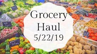 Grocery Haul I Food Lion Grocery Haul