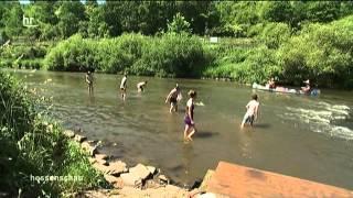 Runkel: Sommer, Sonne - Campen