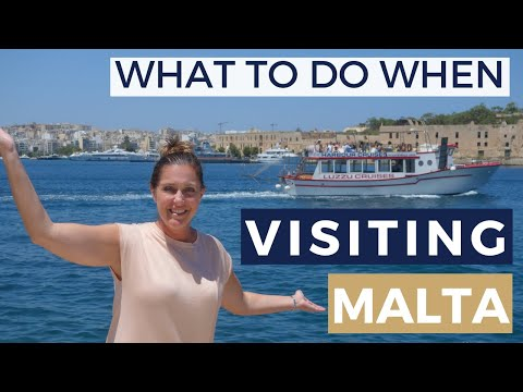 What to DO When Visiting Malta- Travel Tips and Advice