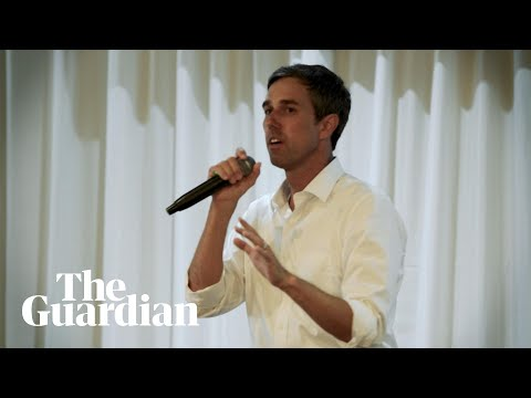 'I can think of nothing more American': Beto O'Rourke responds to question on NFL protests