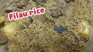 Pilau rice beef recipe. How to make Pilau rice Pakistani. Food Travel. RoseThiyada