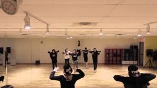 Stop Stop It / GOT7 (Kpop Classes by I LOVE DANCE)