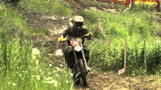 Andrew Delong at 2014 GNCC at Snowshoe , WV