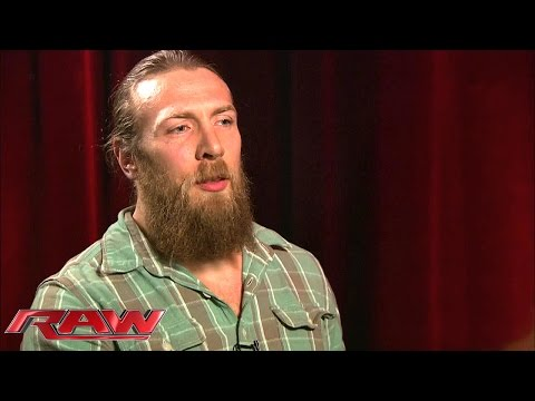 Daniel Bryan addresses the 2015 Royal Rumble Match: Raw, January 26, 2015
