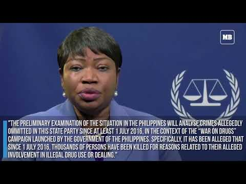 ICC probing alleged crimes in Philippines, Venezuela