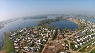 vogelvlucht Groene Eiland Appeltern 9 4 2017