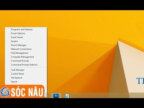 Hẹn giờ tắt máy tính trên Windows 8.1
