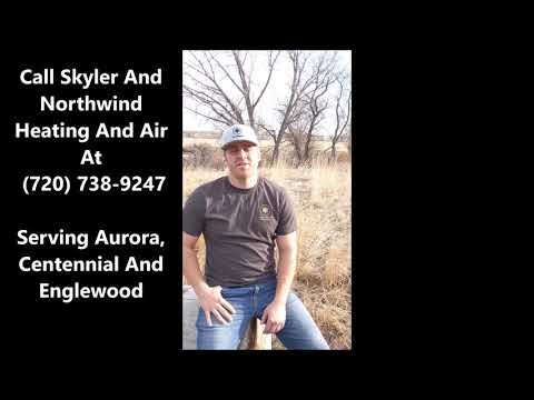 Licensed Heating And Cooling Contractors For Aurora, Centennial And Lakewood Colorado - Northwind HA - Видео онлайн