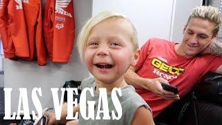 Las Vegas SX // VLOG