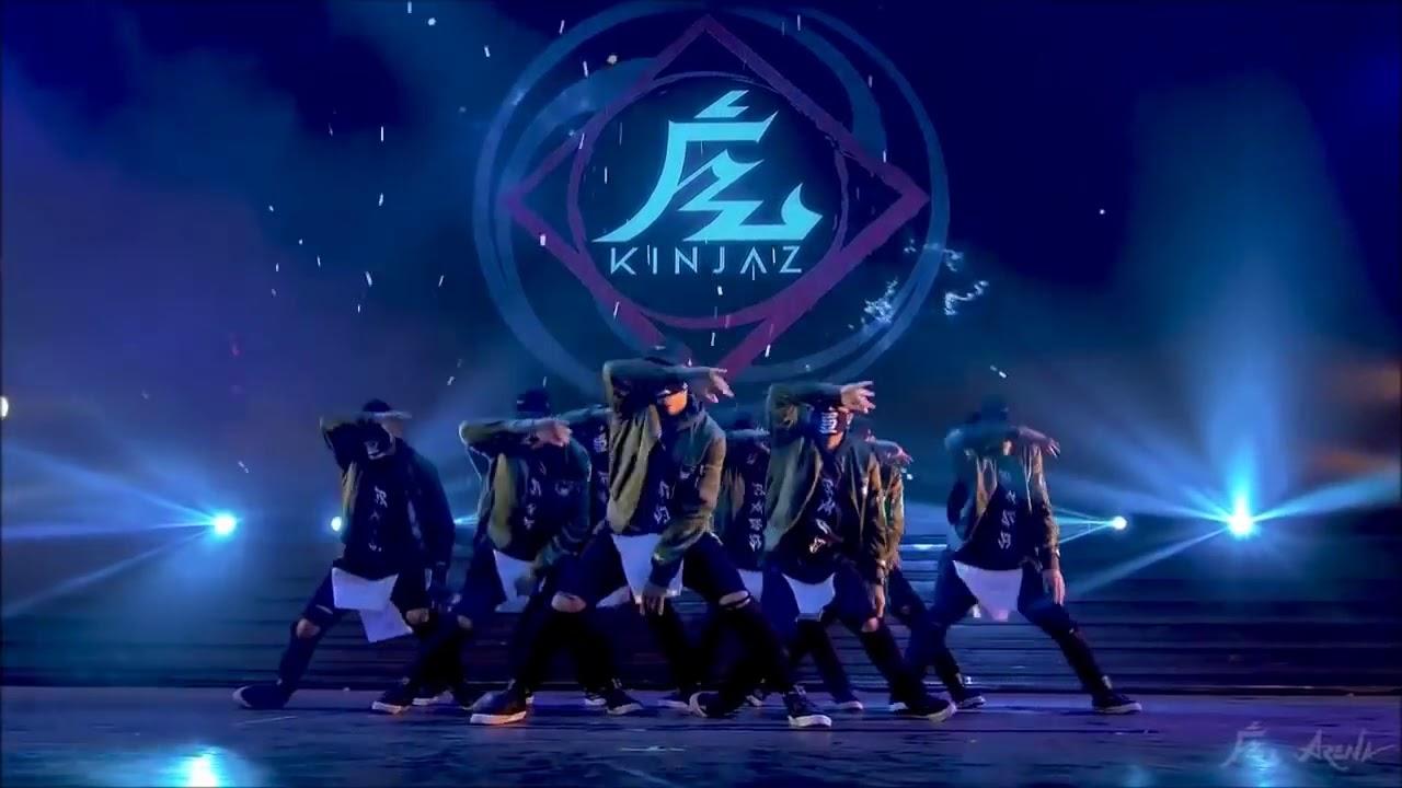 jabbawockeez vs kinjaz live dance Battle @WOD@ARENA
