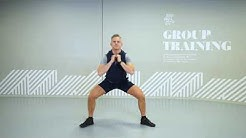 Squat workout – Workout at home