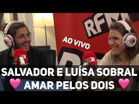 AMAR PELOS DOIS - Salvador Sobral e Luísa Sobral