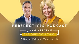 The Question That Will Change Your Life || #Perspectives with Sharon Pearson
