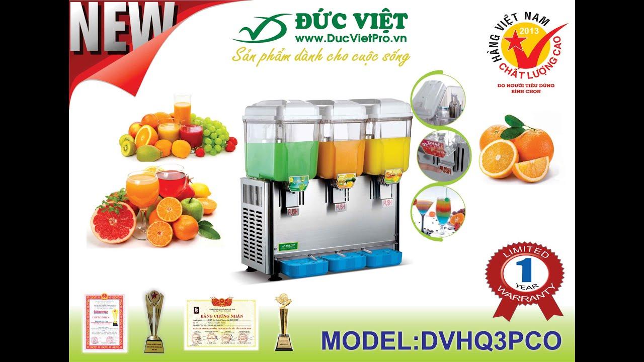 Bình đựng nước hoa quả nóng lạnh Đức Việt   Bình đựng nước hoa quả   0989999884