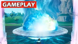 "*SPOILER* ""VOLCANO EVENT"" GAMEPLAY! *LEAKED* FORTNITE LOOT LAKE EVENT GAMEPLAY (RUIN)"