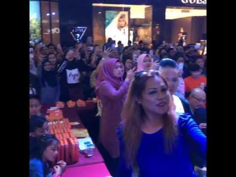 Chentaku LIVE Zizan Razak, MyOnlineShopes Day 2017- Miri Sarawak
