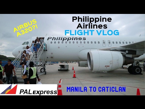 A320 JET TO BORACAY?! | Philippine Airlines