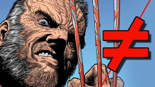 Logan vs Old Man Logan - What