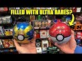 UNBELIEVABLE NEW POKEMON TIN FILLED with ULTRA RARE CARDS! Opening