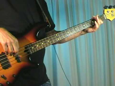 Dwight Yoakam - Fast As You - Bass Cover