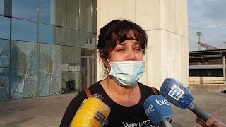 Beatriz García, portavoz de Libres y Combativas
