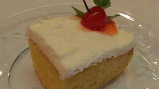 Betty's Favorite Tres Leches Cake
