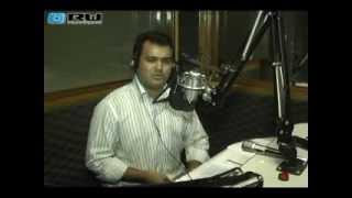 TV RW O CANAL DE IBOTIRAMA: entrevista Oeste FM! Terence Lessa