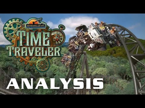 Time Traveler Analysis Silver Dollar City 2018 Spinning Coaster