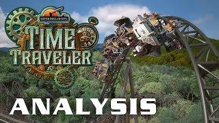 Time Traveler Analysis Silver Dollar City 2018 Spinning Coaster