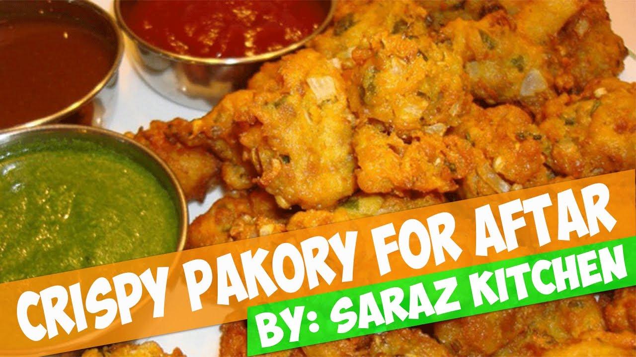 Crispy pakora recipe in urdu pakistani youtube crispy pakora recipe in urdu pakistani thecheapjerseys Choice Image