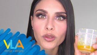 ¡Así es como Kristal consigue unos labios SENSUALES!