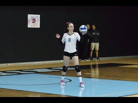 Women's Volleyball vs. John Jay College
