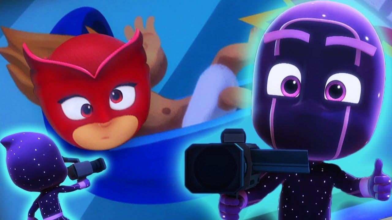 Baykuş Kız Komik Anları 1 | Klip Derlemesi | çizgi filmleri çocuklar için