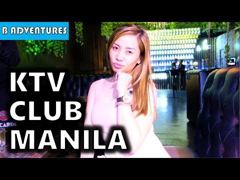 Videoke & Nightclub, BGC Manila Philippines S4, Vlog 15