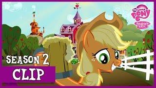MLP: Friendship Is Magic Season 2 Episode: The Super Speedy Cider S...