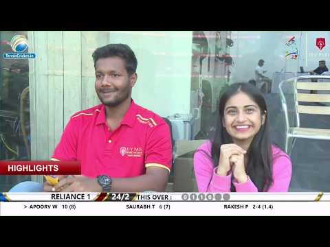 DAY 3 | 14TH D Y PATIL T20 CUP LIVE | 2018