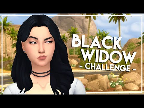 TEENAGE TROUBLES // The Sims 4: Black Widow Challenge #40