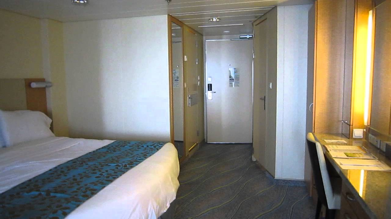 Allure Of The Seas Junior Suite Cabin Tour Youtube