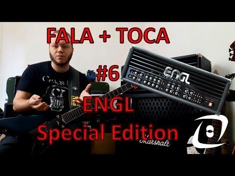 Fala+Toca #6 | ENGL Special Edition | Metal