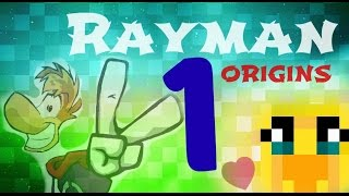 Rayman Origins Xbox 360 - Let's Play - From The Snoring Tree [1]