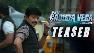 Garuda Vega Teaser | Rajasekhar, Pooja Kumar, Shraddha Das, Adith, Sunny Leone, Praveen Sattaru