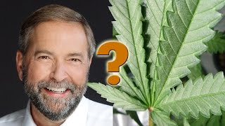 What is the NDP's Stance on Cannabis?